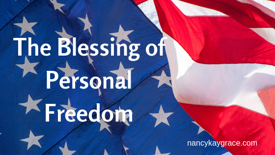 The Blessing of Personal Freedom